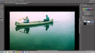 Photoshop CS6 Tutorial - 141 - Creating Custom Mask Effects