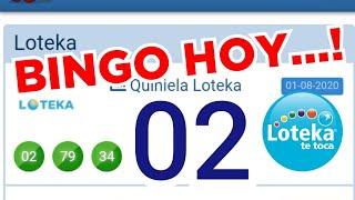 RESULTADOS de HOY..! (( 02 )) loteria LOTEKA..! LOS NÚMEROS que más SALEN en las LOTERÍAS en AGOSTO