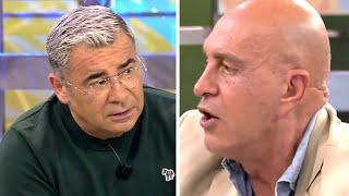 Expulsión disciplinaria de Kiko Matamoros de Sálvame tras una mega bronca con Jorge Javier Vázquez