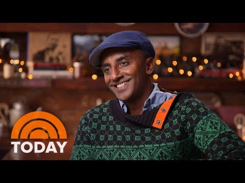 connectYoutube - Al Roker Teams Up With Chef Marcus Samuelsson For #ManCrushMonday | TODAY