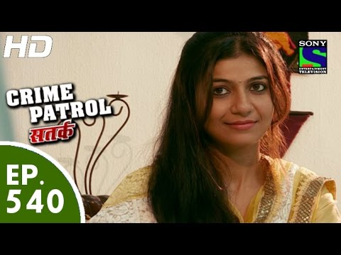 Crime patrol episodes list august 2012 : Apparitional film