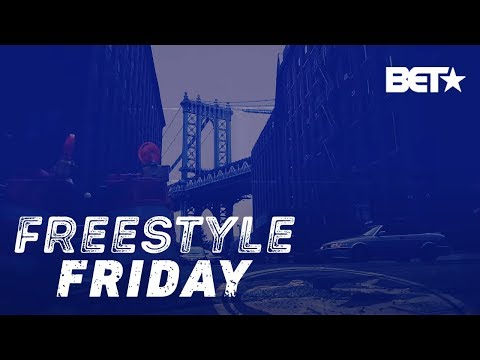 BET's Freestyle Friday Returns LIVE! 3/30/18