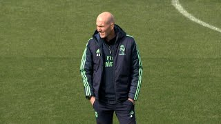 Zidane da positivo al covid-19 pero