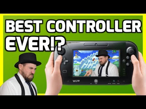 connectYoutube - Wii U Game Pad - The Best Controller Ever!? - THGM