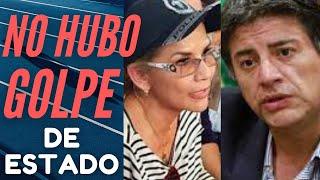 "JEANINE AÑEZ ""NO TENIA EN SUEÑOS SER PRESIDENTE, EVO MORALES FRACASÓ COMO PRESIDENTE"" DICE JERJES"