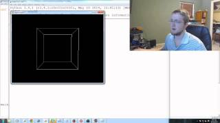 Pygame (Python Game Development) Tutorial - 96 - PyOpenGL Display Rules