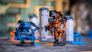 Show and Tell: Weta Workshop's Giant Killer Robots Board Game