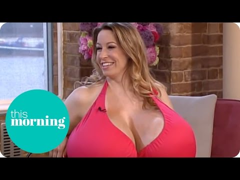 The Biggest Boobs in the World | This Morning