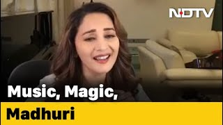 Madhuri Dixit Sings 'Candle' For NDTV - NDTV