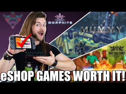 connectYoutube - 10 Nintendo Switch eShop Games That Are WORTH The Price!