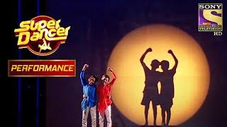 Vivek और Akash के Shadow Dance ने किया गीता माँ को Emotional | Super Dancer Chapter 2 - SETINDIA