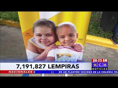 ¡El pueblo hondureño es solidario! La #MegaColecta2021 ya supera los 7 millones de lempiras