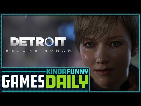 Quantic Dream Allegations: Your Reactions - Kinda Funny Games Daily 01.16.18