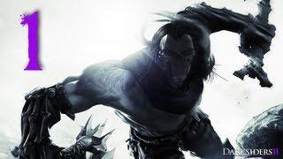 Darksiders 2 Walkthrough / Gameplay Part 1 - Saving War