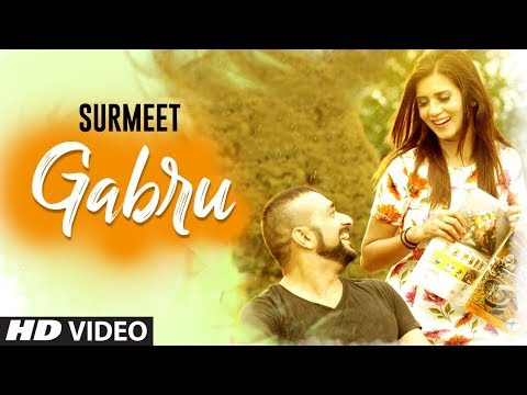 GABRU LYRICS - Surmeet | Jay K