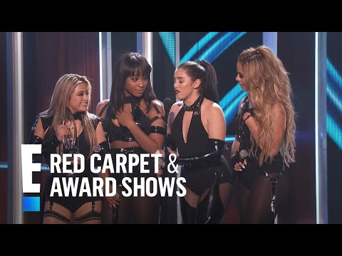 connectYoutube - Fifth Harmony is The People's Choice for