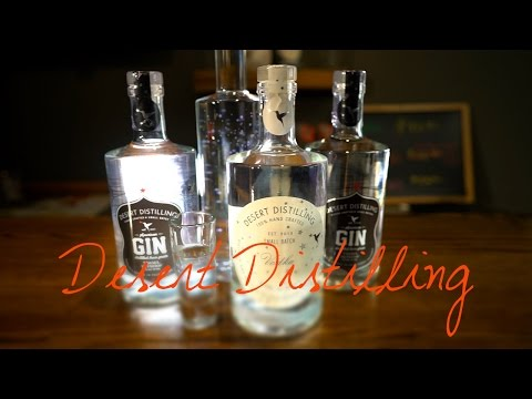 Desert Distilling ~ Wander List