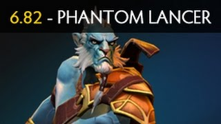 Dota 2 - 6.82 Phantom Lancer (Hero Spotlight)
