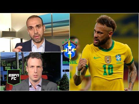 PRONÓSTICO Brasil FAVORITO para repetir en la Copa América. ¿Lo dejarán Messi y Argentina | ESPN FC