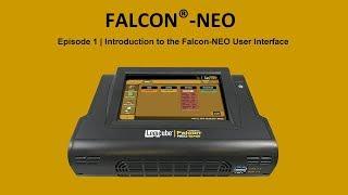 Falcon-NEO ユーザーインターフェースの紹介