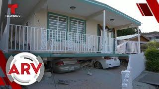 Terremoto de 5.8 grados sacude la Isla de Puerto Rico   Al Rojo Vivo   Telemundo
