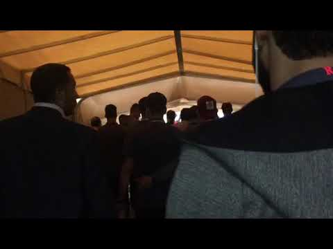 شاهد دخول نهضة بركان ملعب برج العرب بالإسكندرية