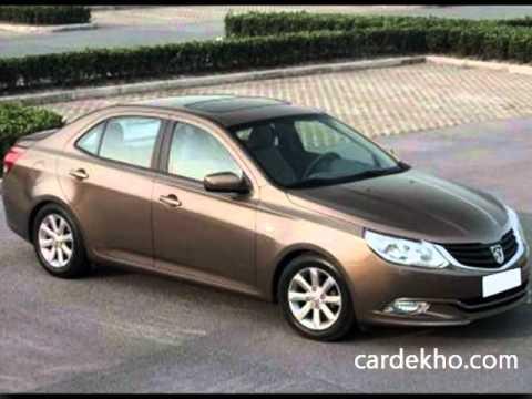 Chevrolet Baojun sedan