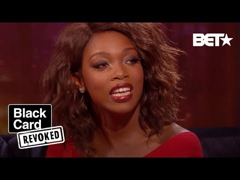 Is Eggplant & No Fried Chicken A Remedy For Clear Skin? – Deleted Scenes | Black Card Revoked