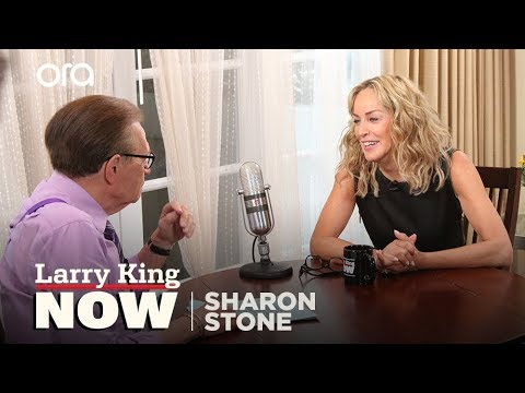 connectYoutube - Sharon Stone On Being A 'Sex Symbol,' Changes In Hollywood & Health Issues