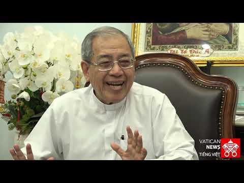Vatican News phỏng vấn cha Inhaxiô Hồ Văn Xuân về trùng tu nhà thờ Đức Bà