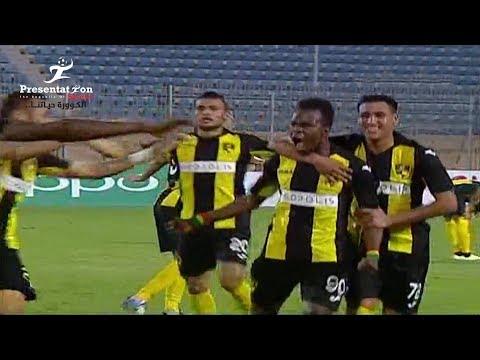 أول أهداف عمر نجدي في البطولة المصرية