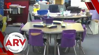 Trump amenaza con recortar fondos a las escuelas si no abren en otoño | Al Rojo Vivo | Telemundo