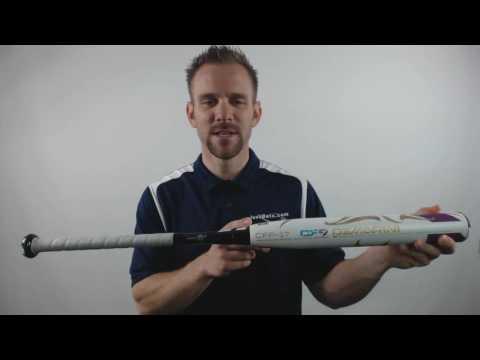2017 DeMarini CF9 Fastpitch Softball Bat: WTDXCFP