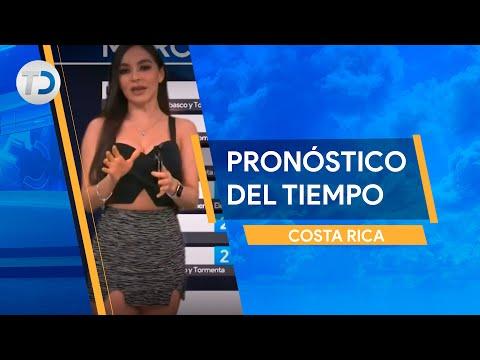 Pronostico del tiempo Costa Rica 29 de septiembre