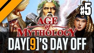Day[9]'s Day Off - Age of Mythology - P5