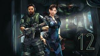 Прохождение Resident Evil Revelations - Часть 12 — Откровения