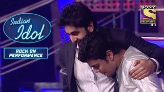 Ranbir ने Energetically किया perform इस Contestant के साथ   Indian Idol   Rock On Performance - SETINDIA