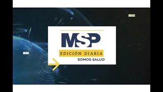 MSP Edición Diaria 27 de mayo