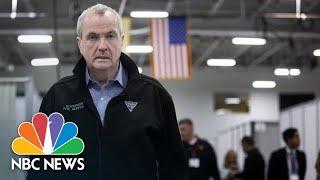 Live: New Jersey Gov. Phil Murphy Holds Coronavirus Briefing | NBC News