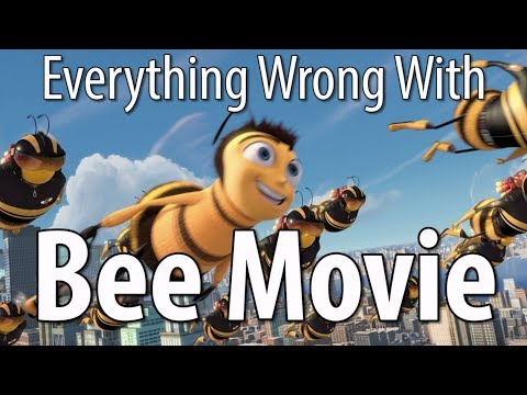 connectYoutube - Everything Wrong With Bee Movie In 15 Minutes Or Less