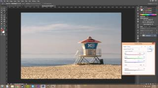Photoshop CS6 Tutorial - 114 - Channel Mixer