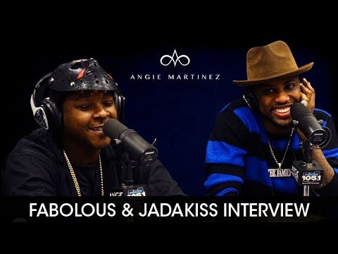 connectYoutube - Fab & Jada Talk 'Freddy v. Jason' Date, New Age Rappers + Puerto Rico