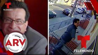 Joven mata a hombre mayor que le cobraba la renta lanzándolo por escaleras   Telemundo