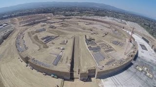 Tomorrow Daily 045: Apple's spaceship campus progresses, Amazon revives