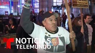 Las Noticias de la mañana, 9 de enero de 2020 | Noticias Telemundo
