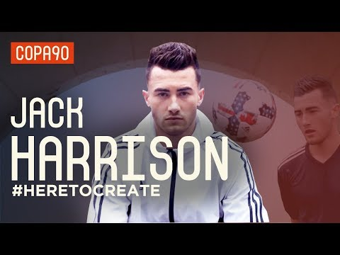 How To Live The American Dream With Jack Harrison #HeretoCreate