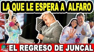Alfaro Saboteo A Juncal Solano! Compró Las Elecciones En Jalisco Para Evitar Su Triunfo! Hay Pruebas
