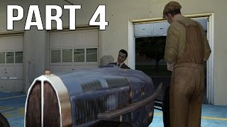 Road to Mafia 3 - Mafia 1 Walkthrough Part 4 - The Race car