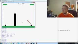 Pygame (Python Game Development) Tutorial - 77 - Health Bars