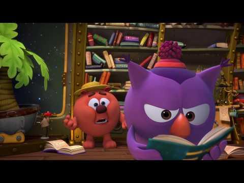 Кадр из мультфильма «Пин-код. Прыжок в будущее. Вечная жизнь»